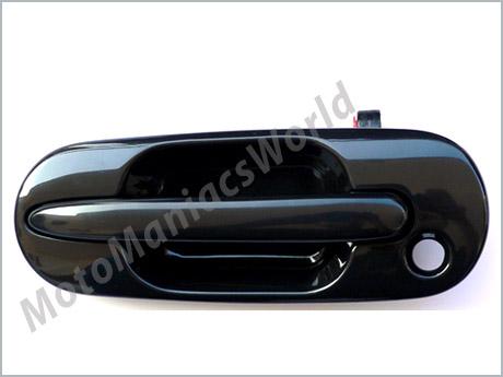 Honda civic 1995 2000 cr v 1997 2001 front door handle - 2000 honda accord exterior door handle ...